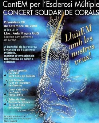 Concert Benèfic per l'escleròsi múltiple
